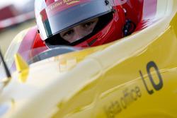 Sandro Zeller, Jo Zeller Racing, Dallara F306 Mercedes