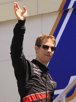 Drivers intro: Brad Keselowski, Penske Racing Dodge