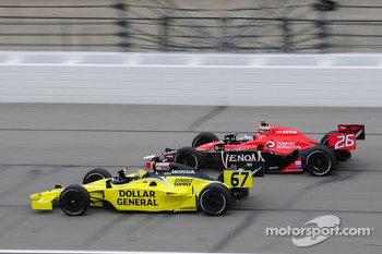 Sarah Fisher, Sarah Fisher Racing runs with Marco Andretti, Andretti Autosport