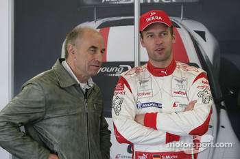 Peter Mücke and Stefan Mücke