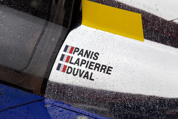 #4 Team Oreca Matmut Peugeot 908 HDi-FAP detail