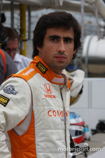 Mario Romancini, Conquest Racing