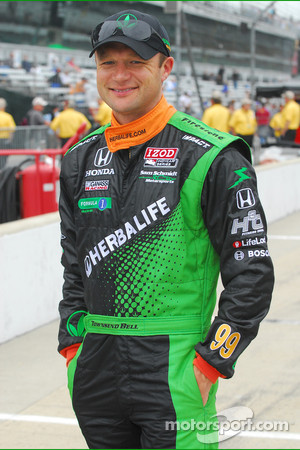Townsend Bell, Indy 500 2010