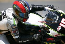 Chris Ulrich MMonster Energy Suzuki Suzuki GSX-R