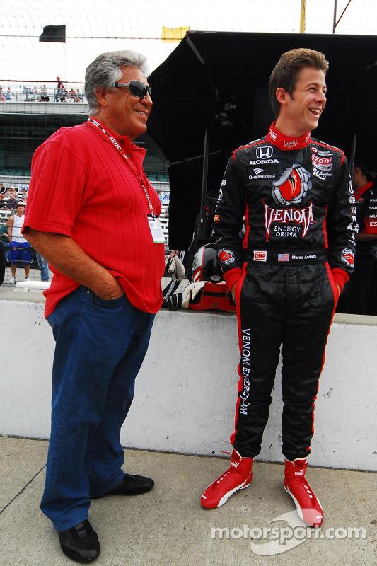 Mario Andretti and Marco Andretti, Andretti Autosport