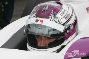 Graham Rahal at Indianapolis 500 with RLL