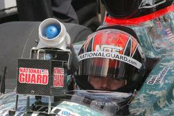 Dan Wheldon, Panther Racing waits to qualify