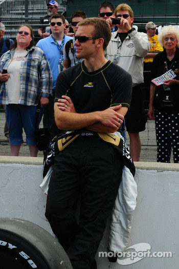 Ed Carpenter, Panther Racing waits to qualify