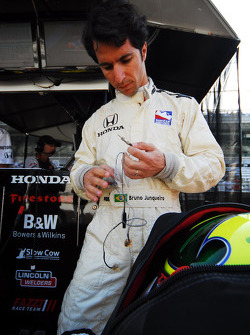 Bruno Junqueira, FAZZT Race Team