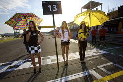 Mini grid girls