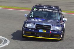 #131 Mercedes Benz 190 Evo 2: Thorsten Stadler, Sebastian Sauerbrei, Ernst Sinowzik, Lutz Wolzenburg