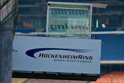 Hockenheim Ring Detail