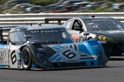 #6 Michael Shank Racing Ford Riley: Brian Frisselle, Michael Valiante, #70 Speedsource Mazda RX-8: Jonathan Bomarito, Sylvain Tremblay