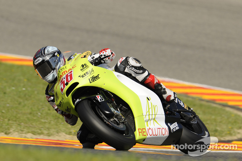 Mika Kallio, Pramac Racing Team