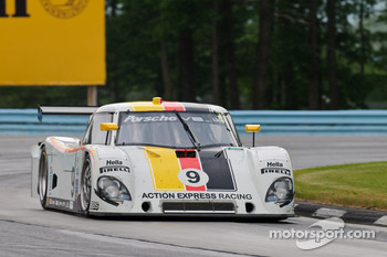 #9 Action Express Racing Porsche Riley: Joao Barbosa, Terry Borcheller, JC France