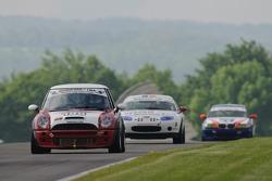 #196 RSR Motorsports Mini Cooper S: Owen Trinkler, Randall Smalley