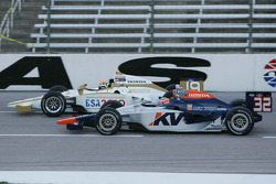 Mario Moraes, KV Racing Technology & Alex Lloyd, Dale Coyne Racing