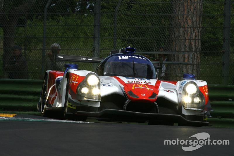 20. LMP2: #41 Greaves Motorsport, Ligier JSP2 - Nissan