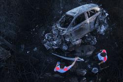 Наслідки пожежі на машині Хейдена Паддона та Джона Кеннарда, Hyundai i20 WRC, Hyundai Motorsport