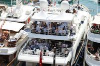 Формула 1 Фото - Яхты в гавани Монако