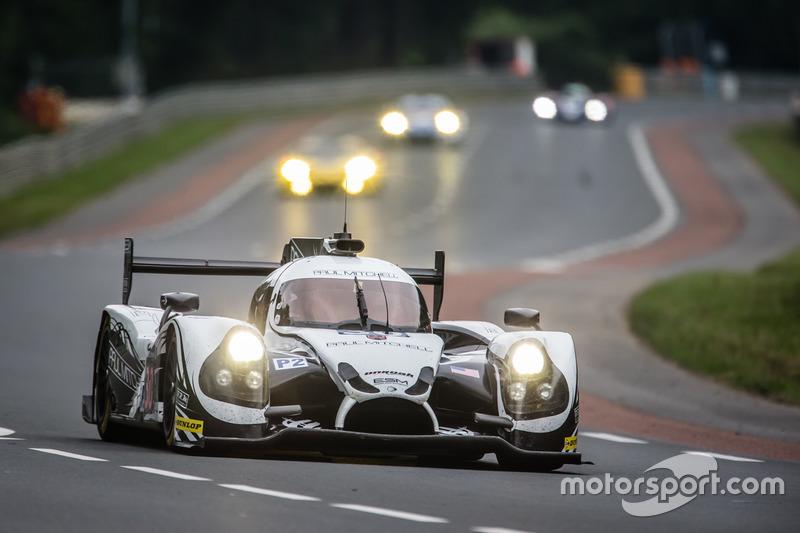 LMP2: #30 Extreme Speed Motorsports, Ligier JS P2 Nissan