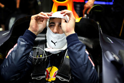Daniel Ricciardo of Australia and Red Bull Racing