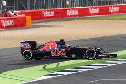 Dreher von Daniil Kvyat, Scuderia Toro Rosso STR11