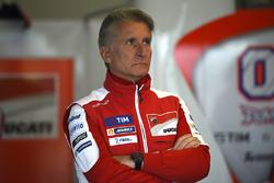 Paolo Ciabatti, Sportdirektor, Ducati Corse