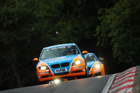 VLN Photos - Christopher Rink, Danny Brink, Gabriele Piana, BMW E90 325i