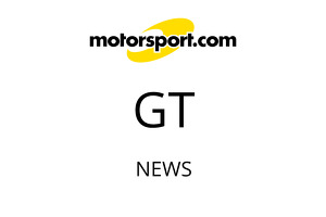 Sansone and Worth Co-Champions in GT2