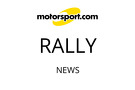 Forest Rally report & results