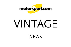 F1's Zonta day one at Monterey Historics