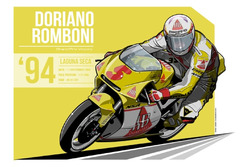 Doriano Romboni - 1994 Laguna Seca