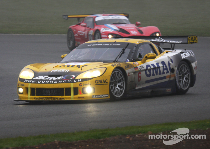 Phoenix Carsport Racing - Hezemans Gollin - Corvette C6R - 6