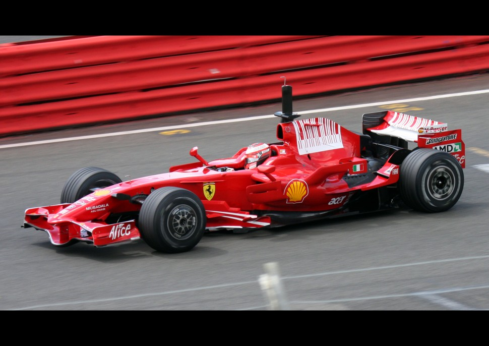 Scuderia Ferrari Marlboro - Kimi Rikknen - 1
