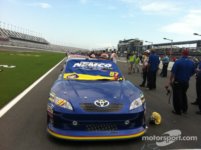 Photos from the NASCAR Daytona summer race