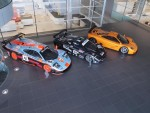 Mclaren Cars at HQ