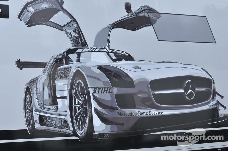 Zolder 2012 Fia GT1