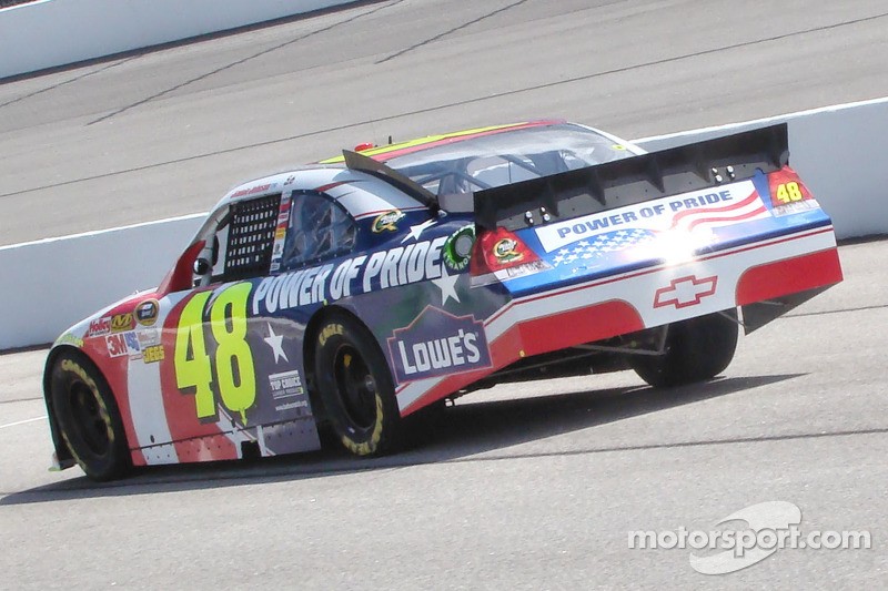 JJ - Lowes 9/11 tribute Chevy