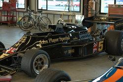 Classic Open Wheel Cars