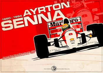 Ayrton Senna - F1 1993