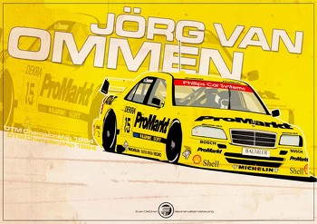 Jorg van Ommen - DTM 1994