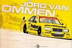 Jorg van Ommen - DTM 1994