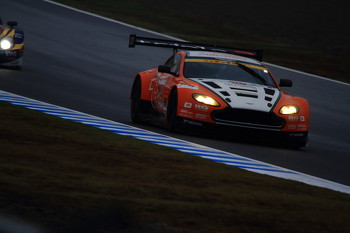 triple A vantage GT3 Aston Martin