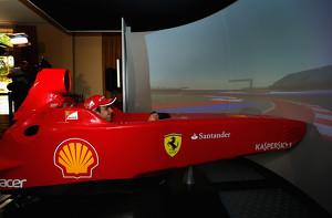 Shell F1 Simulator