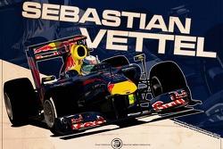 Sebastian Vettel - F1 2010
