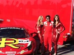 Carlos and the MOMO Grid Girls