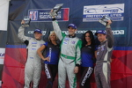 *IMSA Lights Race #1 Victory Lane Podium