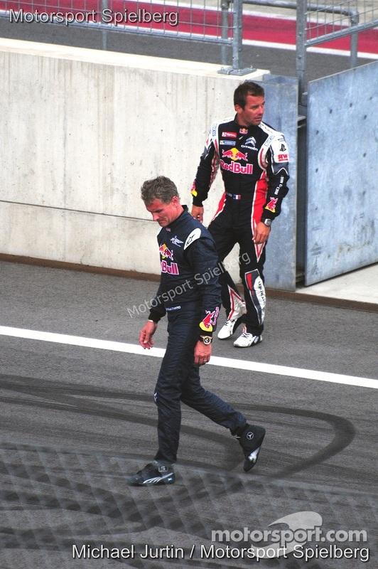 Coulthard, Loeb