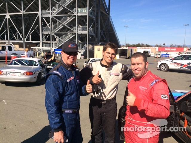 Brad McClure, Michael Shawhan & Mathew Row